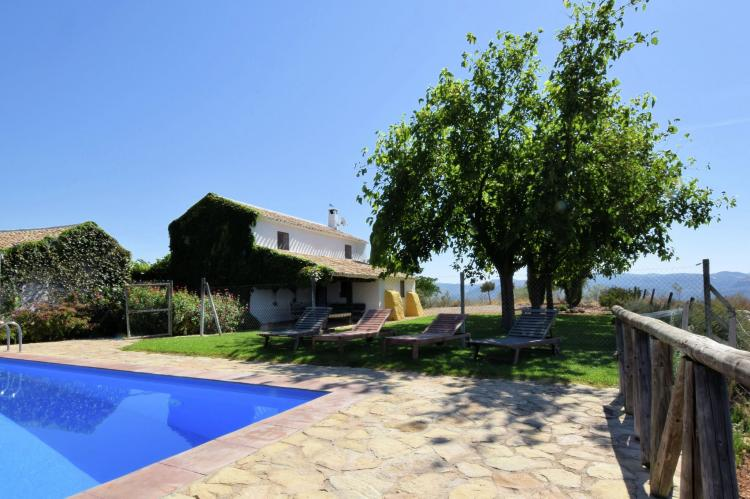 Holiday homeSpain - Andalusia Inland: Cortijo El Morron  [35]