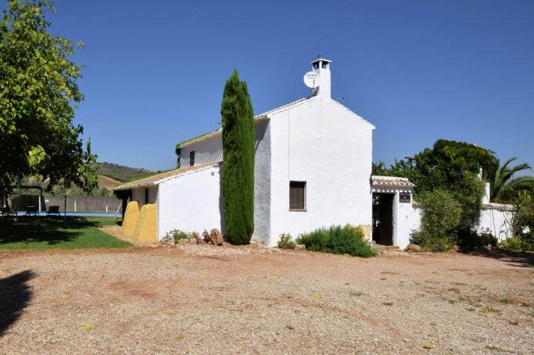 Holiday homeSpain - Andalusia Inland: Cortijo El Morron  [7]