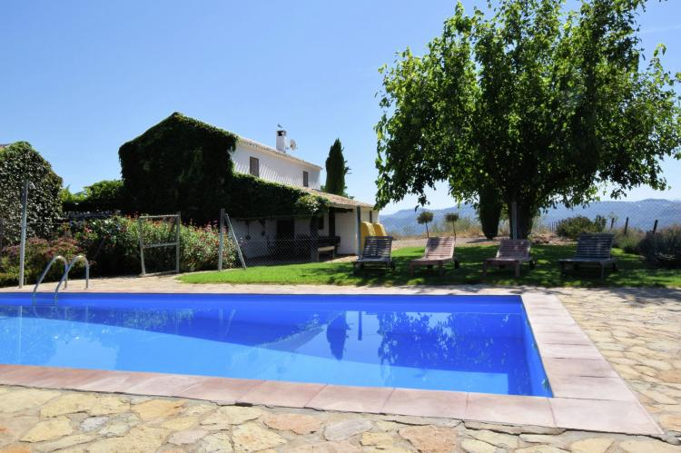 Holiday homeSpain - Andalusia Inland: Cortijo El Morron  [5]