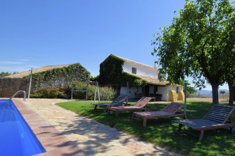Holiday homeSpain - Andalusia Inland: Cortijo El Morron  [12]