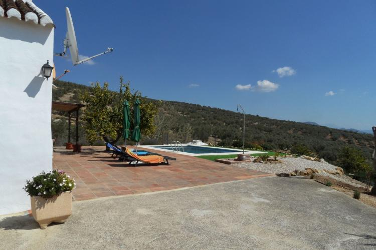 Holiday homeSpain - Andalusia Inland: El Trigal  [27]