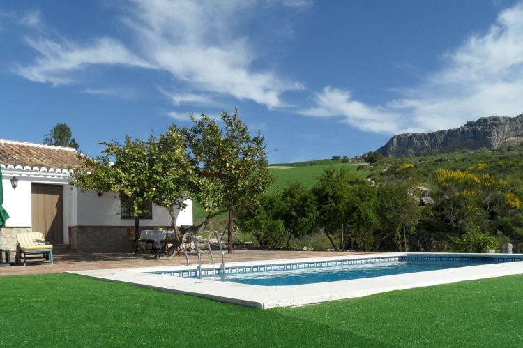 Holiday homeSpain - Andalusia Inland: El Trigal  [1]
