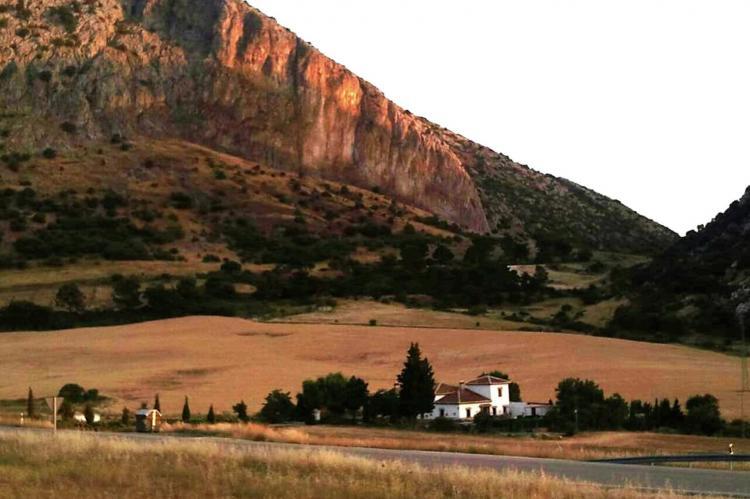 VakantiehuisSpanje - Andalusië Binnenland: Cortijo Los Alazores  [16]
