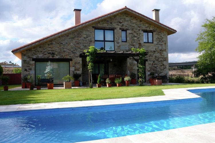 Holiday homeSpain - Galicia: Casa Santiago de Compostela  [1]