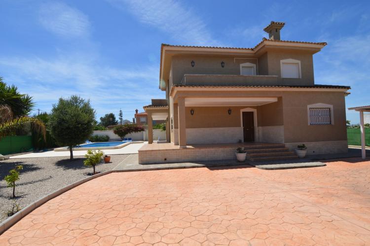 VakantiehuisSpanje - Costa Blanca: Villa Cierva  [2]