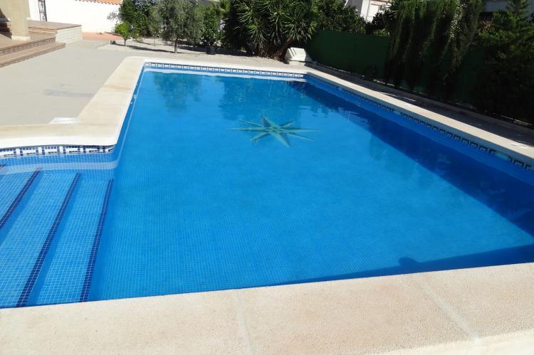 VakantiehuisSpanje - Costa Blanca: Villa Cierva  [3]