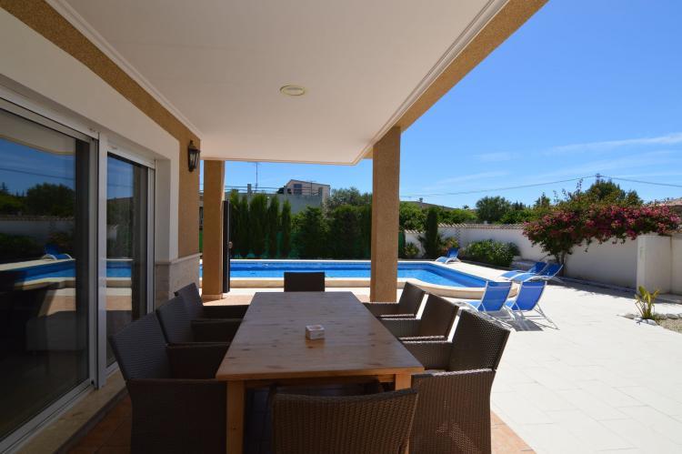 VakantiehuisSpanje - Costa Blanca: Villa Cierva  [25]