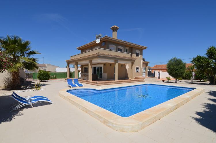 VakantiehuisSpanje - Costa Blanca: Villa Cierva  [1]