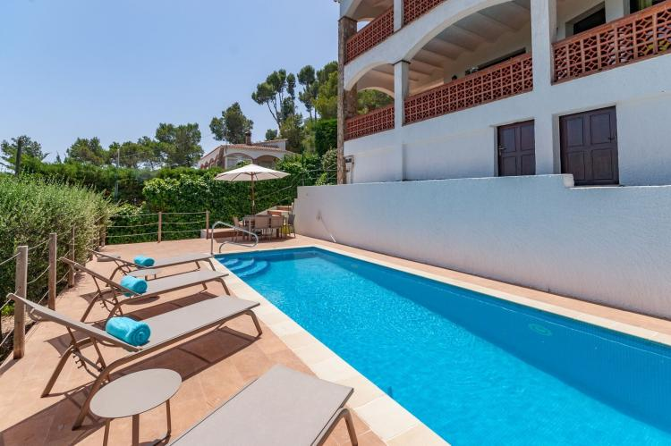 Holiday homeSpain - Costa Brava: Mas Tomasi  [5]