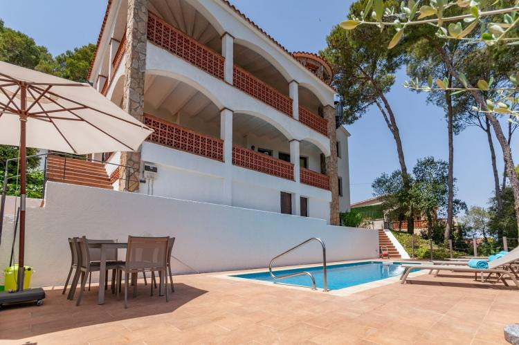 Holiday homeSpain - Costa Brava: Mas Tomasi  [1]