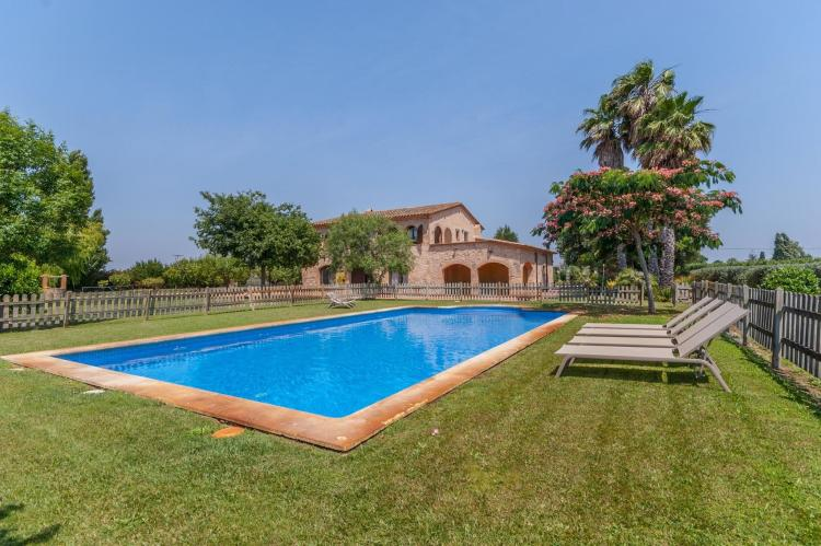 Holiday homeSpain - Costa Brava: Mas Delfi  [1]