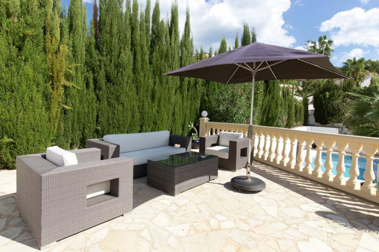 Holiday homeSpain - Costa Blanca: Villa Junique  [18]