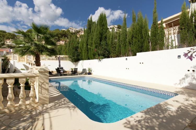 Holiday homeSpain - Costa Blanca: Villa Junique  [4]