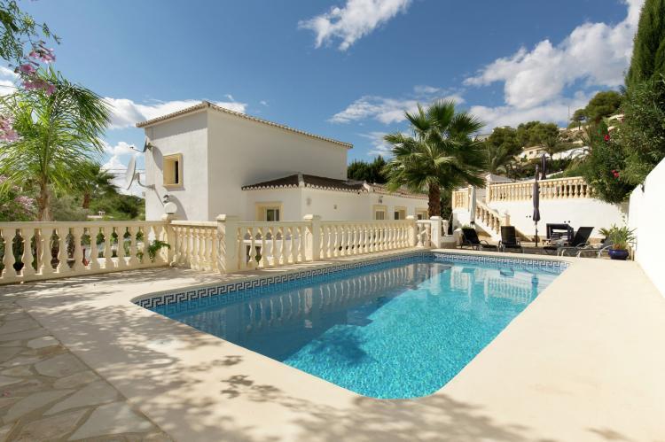 Holiday homeSpain - Costa Blanca: Villa Junique  [3]