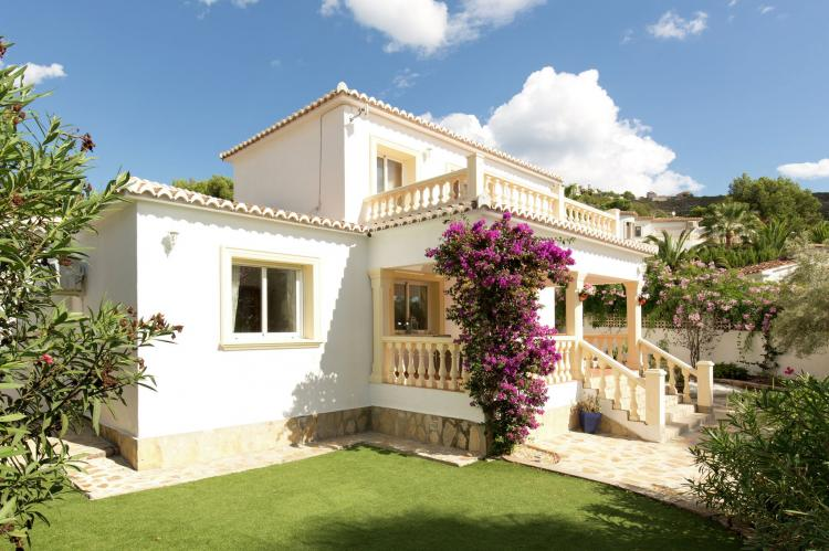 Holiday homeSpain - Costa Blanca: Villa Junique  [1]