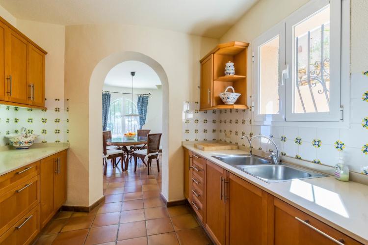 FerienhausSpanien - Costa Blanca: Casa Camelias  [21]