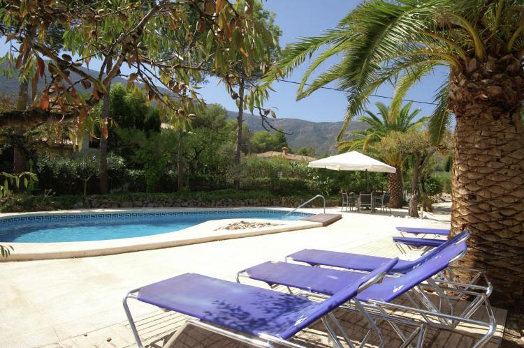 Holiday homeSpain - Costa Blanca: Casa Smit  [7]
