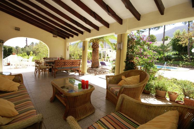 Holiday homeSpain - Costa Blanca: Casa Smit  [2]