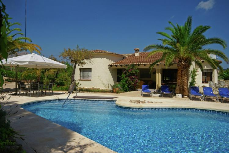 Holiday homeSpain - Costa Blanca: Casa Smit  [5]