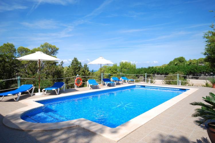 Holiday homeSpain - Balearic Islands: El Bosque  [2]