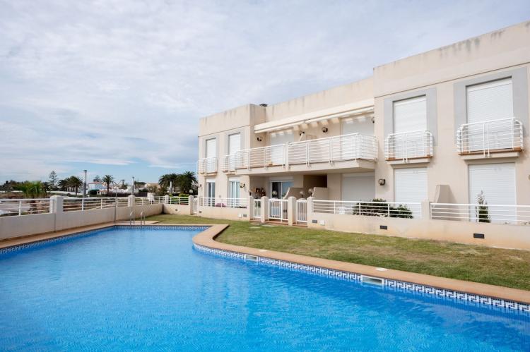 VakantiehuisSpanje - Costa del Azahar: Apartamento Costa Dorada  [1]