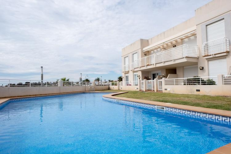 VakantiehuisSpanje - Costa del Azahar: Apartamento Costa Dorada  [27]