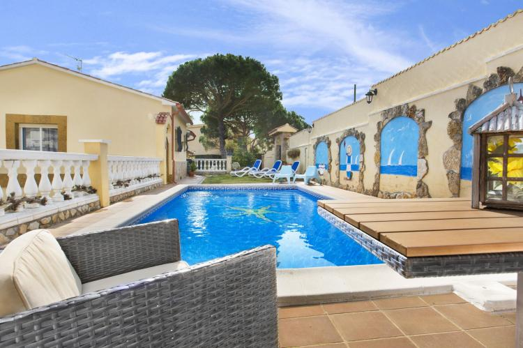 Holiday homeSpain - Costa Brava: Villa Crisantemo  [3]