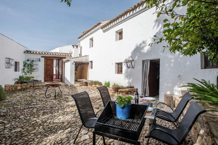 Holiday homeSpain - Andalusia Inland: La Casa Vieja  [1]