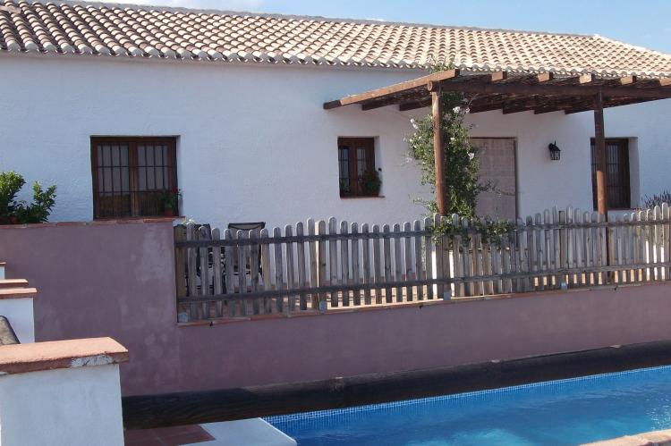 Holiday homeSpain - Andalusia Inland: Posada del Silillo  [1]