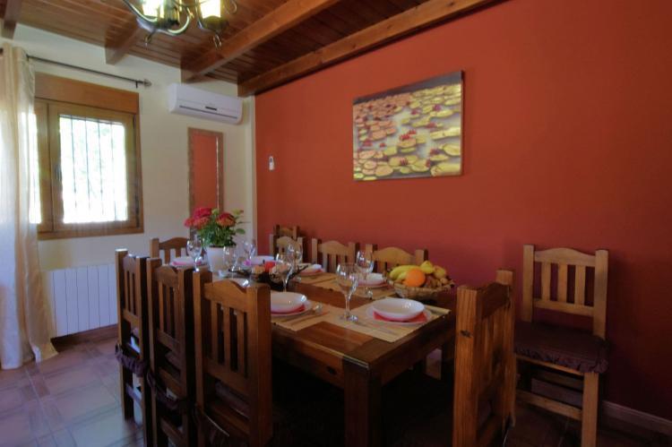 VakantiehuisSpanje - Costa del Sol: Villa Javier  [11]