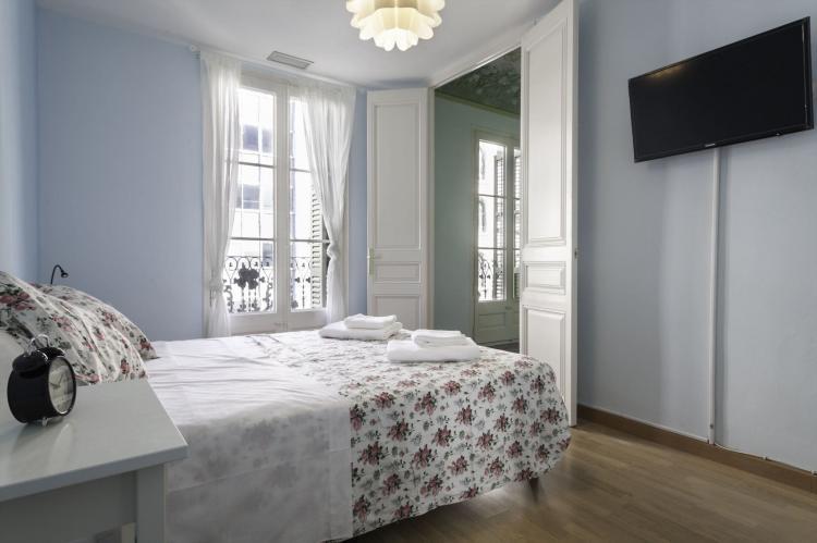VakantiehuisSpanje - Costa Maresme/ Barcelona: Rambla Paris Apartment  [16]