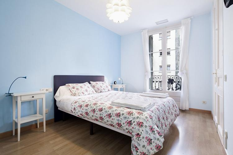 VakantiehuisSpanje - Costa Maresme/ Barcelona: Rambla Paris Apartment  [13]