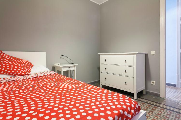 VakantiehuisSpanje - Costa Maresme/ Barcelona: Rambla Paris Apartment  [18]