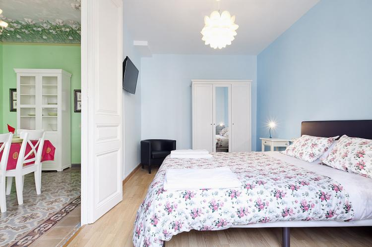 VakantiehuisSpanje - Costa Maresme/ Barcelona: Rambla Paris Apartment  [12]