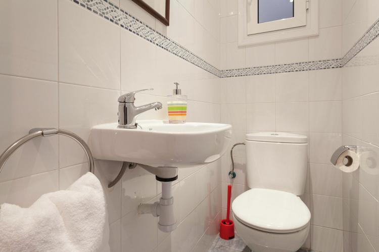 VakantiehuisSpanje - Costa Maresme/ Barcelona: Rambla Paris Apartment  [20]