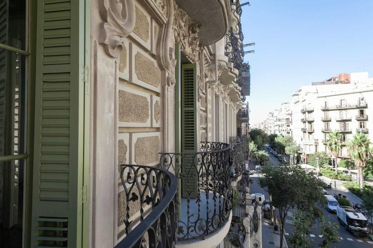 VakantiehuisSpanje - Costa Maresme/ Barcelona: Rambla Paris Apartment  [22]