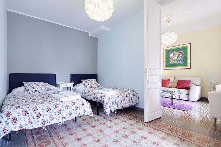 VakantiehuisSpanje - Costa Maresme/ Barcelona: Rambla Paris Apartment  [14]