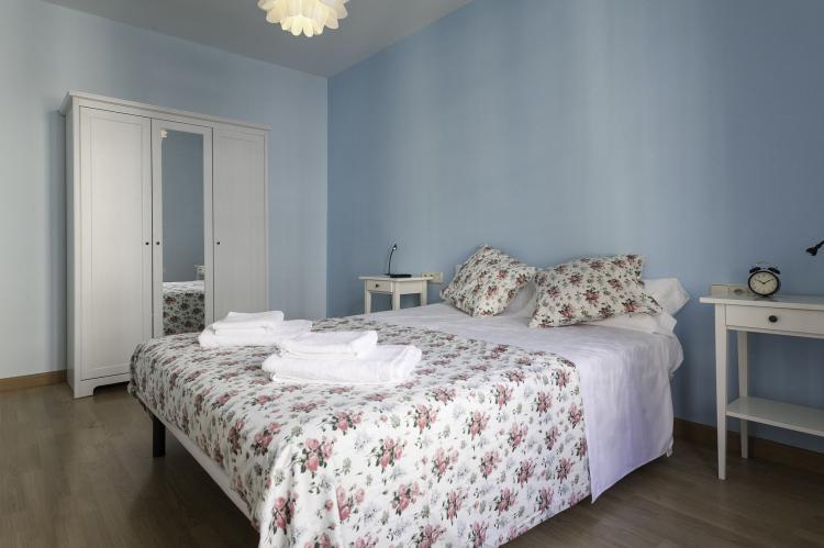 VakantiehuisSpanje - Costa Maresme/ Barcelona: Rambla Paris Apartment  [15]
