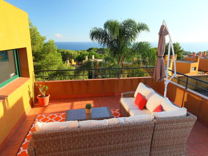Holiday homeSpain - Costa Dorada: Vistamar  [9]