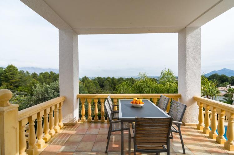Holiday homeSpain - Costa Blanca: Casa Montaña de Alegria  [14]