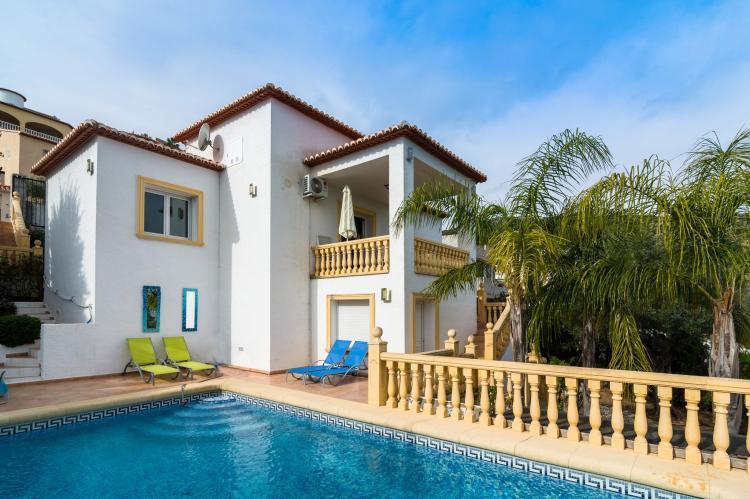 Holiday homeSpain - Costa Blanca: Casa Montaña de Alegria  [6]