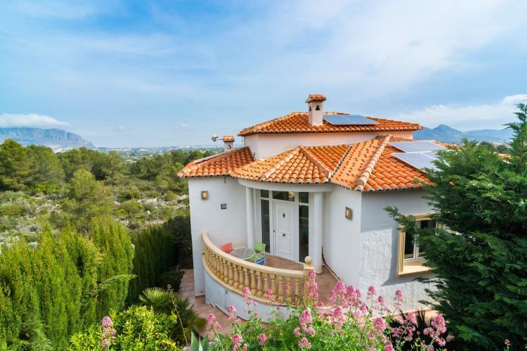 FerienhausSpanien - Costa Blanca: Casa Montaña de Alegria  [22]