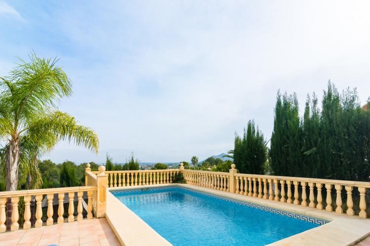 Holiday homeSpain - Costa Blanca: Casa Montaña de Alegria  [1]