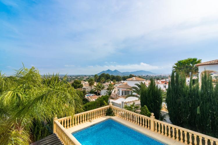 Holiday homeSpain - Costa Blanca: Casa Montaña de Alegria  [25]