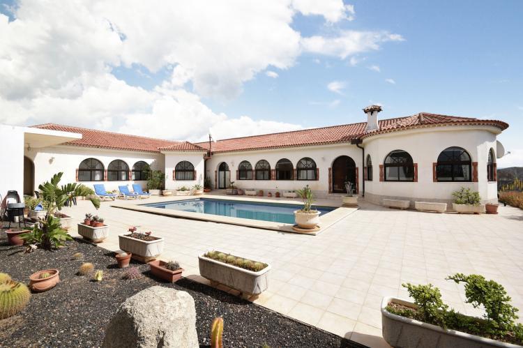 FerienhausSpanien - Kanarische Inseln: Finca Las Palmeras  [2]