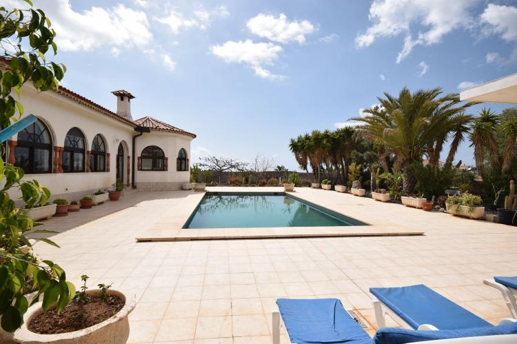 FerienhausSpanien - Kanarische Inseln: Finca Las Palmeras  [1]