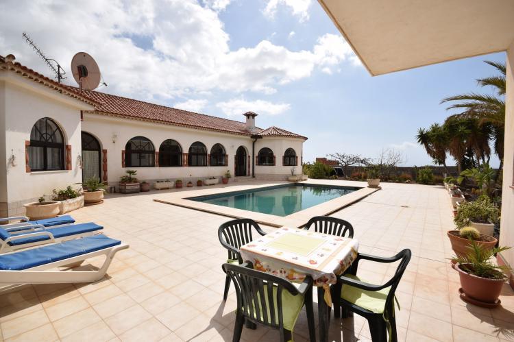 FerienhausSpanien - Kanarische Inseln: Finca Las Palmeras  [3]