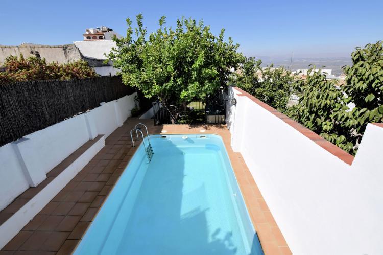 FerienhausSpanien - Andalusien Innenland: Casa Alegría  [4]