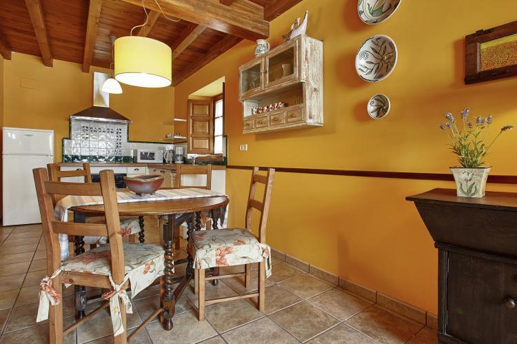 VakantiehuisSpanje - Asturië: Pruneda III  [11]