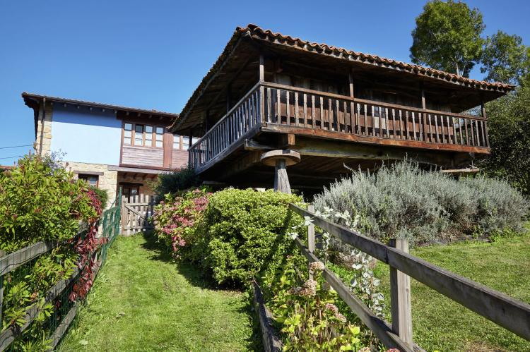 VakantiehuisSpanje - Asturië: Pruneda III  [8]
